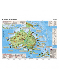 Basic Facts about Australia and New Zealand (A3)